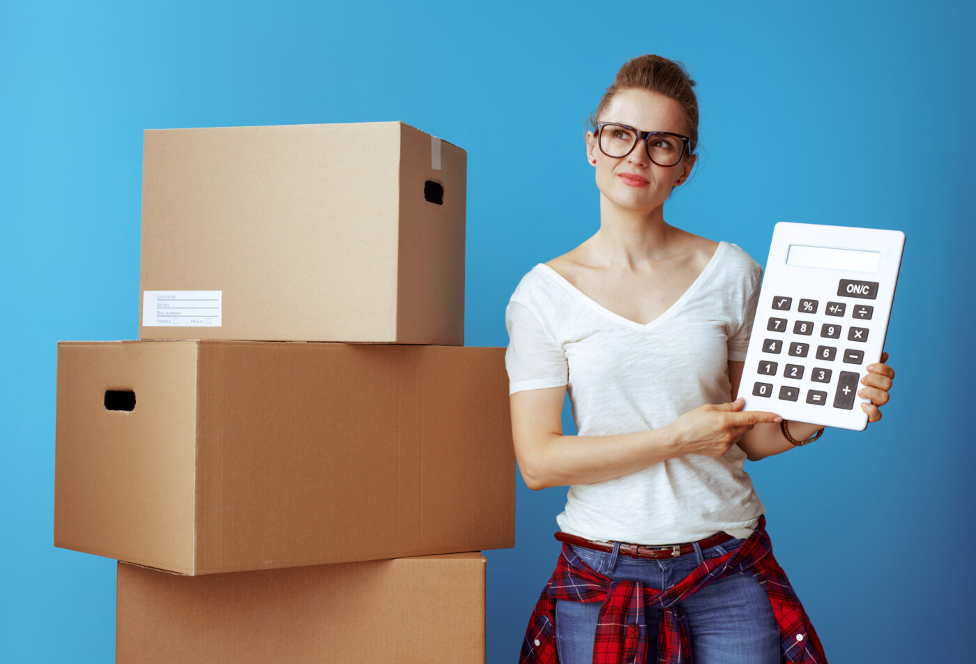 Low Cost Moving Calculator